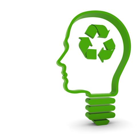 eco recycling -fabrik